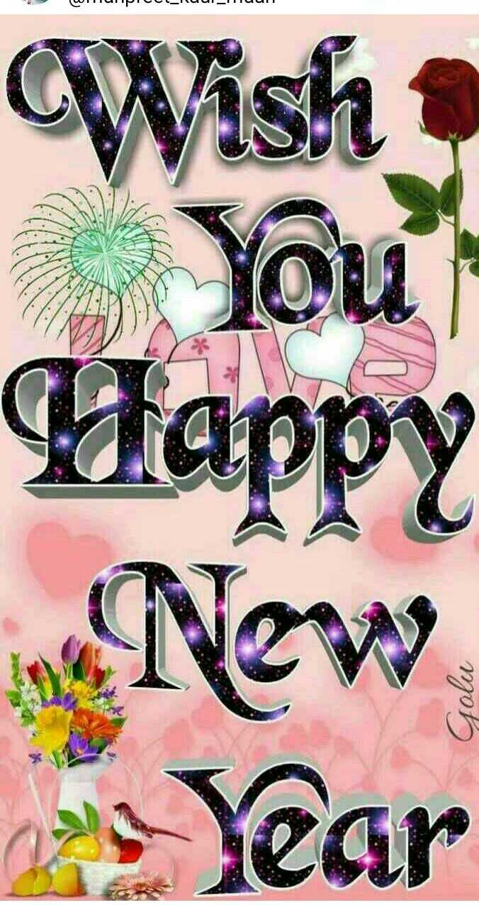 ਠਾ-ਠਾ ਪਟਾਕੇ - WTUIPILULIUULIUUII Wish You Happy in New Year Golu - ShareChat