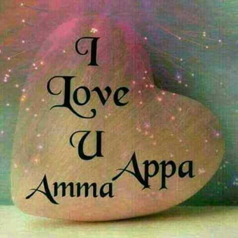 Share chat i love you appa