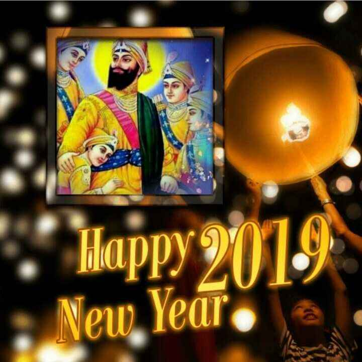 🎉 Happy New Year 2019 😍 - Happy 2019 • New Year . . - ShareChat