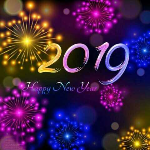 🔜Happy New Year - 3 2019 Cappy New Year WW  - ShareChat