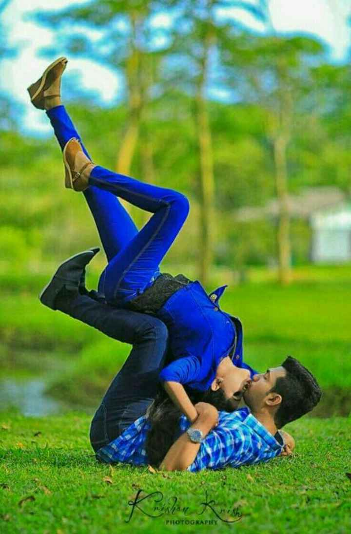 kissing - PHOTOGRAPHY - ShareChat