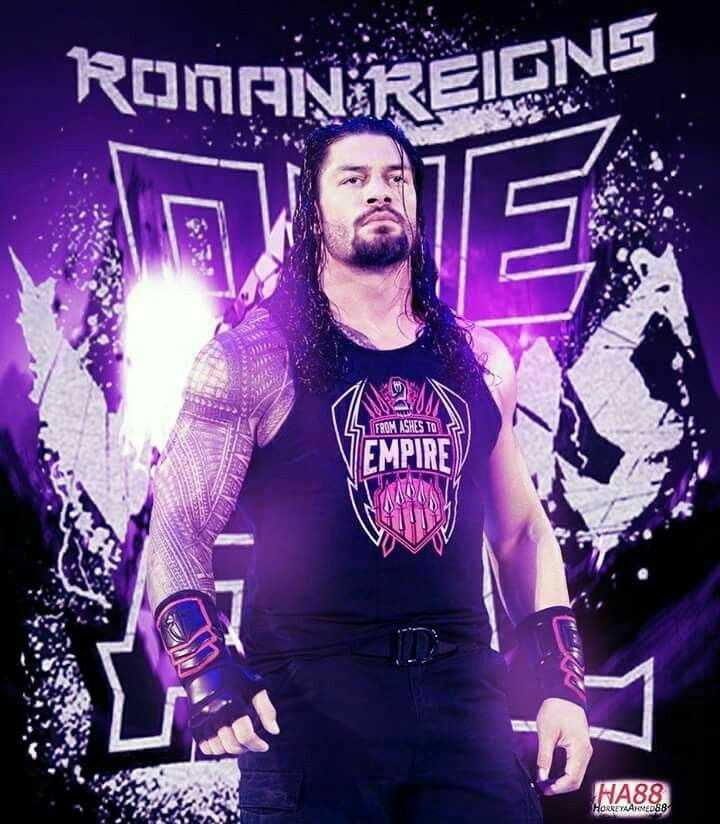 Roman Reigns - ROMANREIGN S FROM ASHES TO EMPIRE HA88 HORRETARHEDSB  - ShareChat