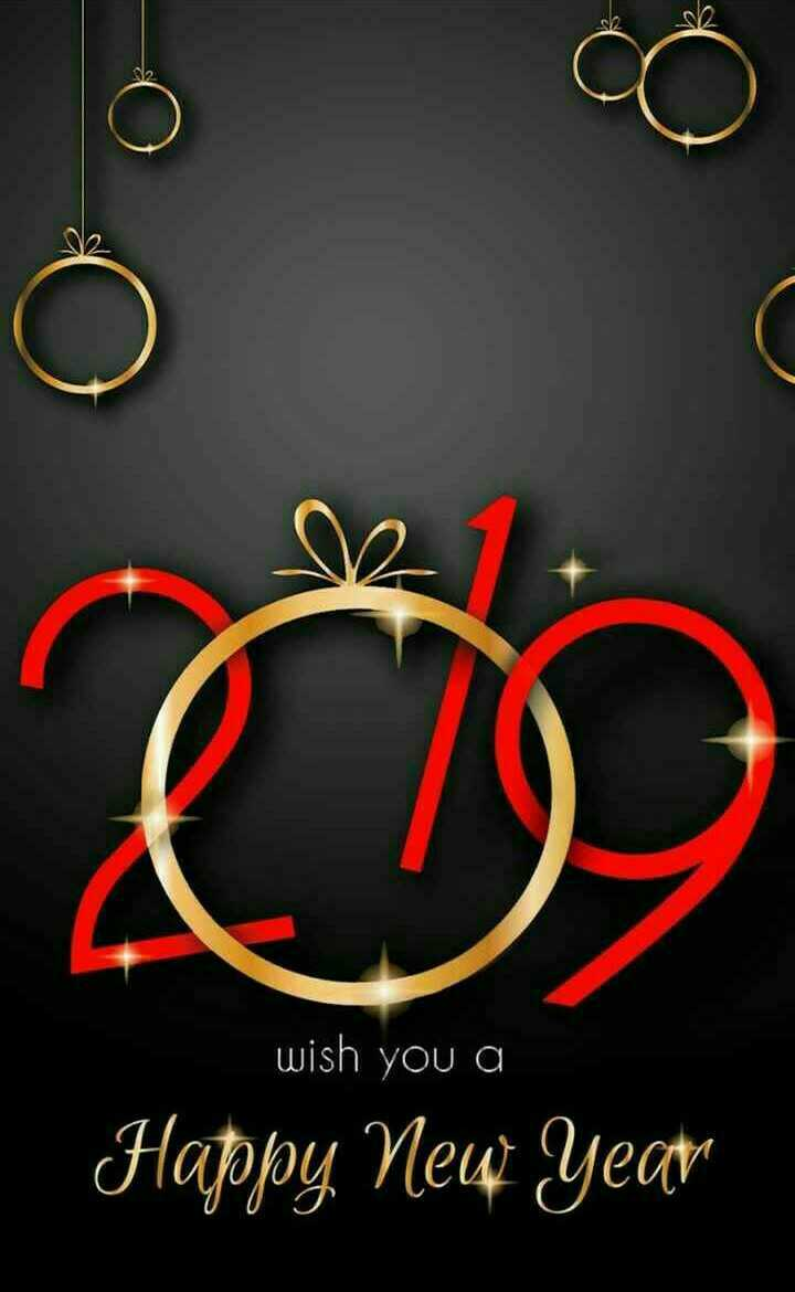 welcome 2019 - wish you a Happy New Year - ShareChat