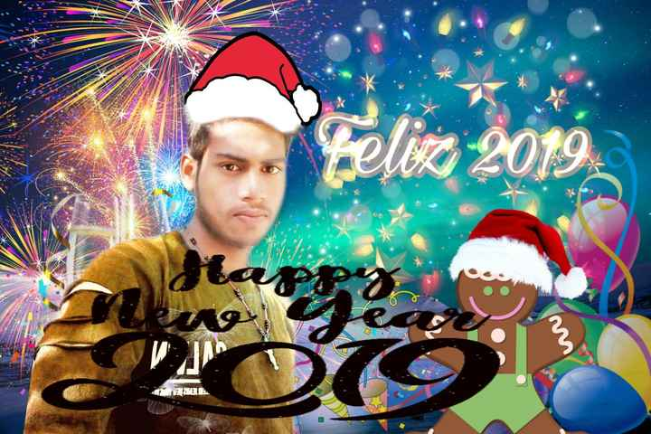 🎉 Happy New Year 2019 - SA felik 2019 - ShareChat