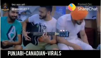 yaar gawaune by sarang sikander - ਪੋਸਟ ਕਰਨ ਵਾਲੇ : @ amrit 1497 Posted On : ShareChat Kal Appe Changache Fj Sambhalargje PUNJABI - CANADIAN - VIRALS ਪੋਸਟ ਕਰਨ ਵਾਲੇ : @ amrit 1497 Posted On : ShareChat PUNJABI - CANADIAN - VIRALS - ShareChat