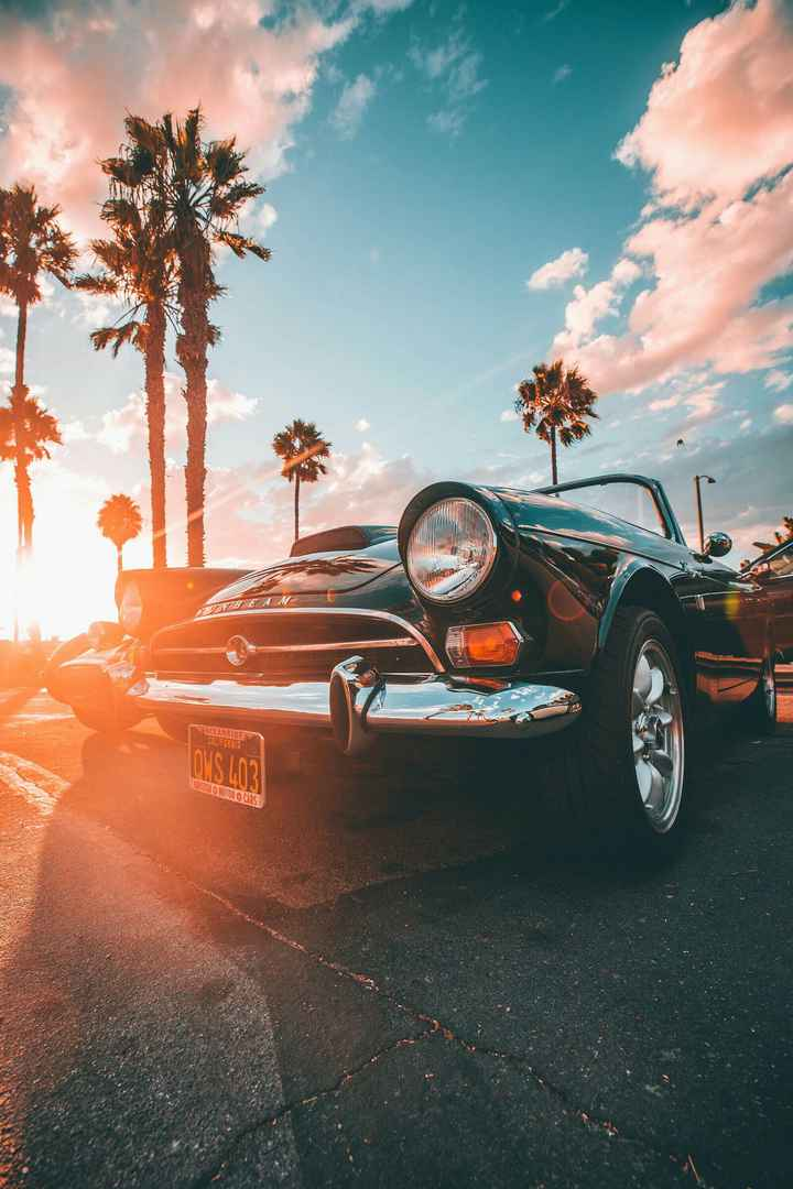 cars - . V OCEANSIDE CALIFORNIA 50 BRITISH S MOTOR CARS TE - ShareChat