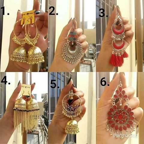 designer earings - ShareChat