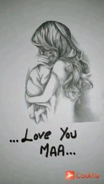 i love my mom - Love You MAA . . . Be Coolfie Love You MAA . . . Be Coolfie - ShareChat