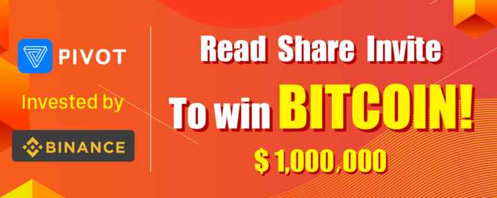 फ़िल्मी - V PIVOT Invested by invested by Read Share Invite To win BITCOIN ! $ 1 , 000 , 000 BINANCE - ShareChat