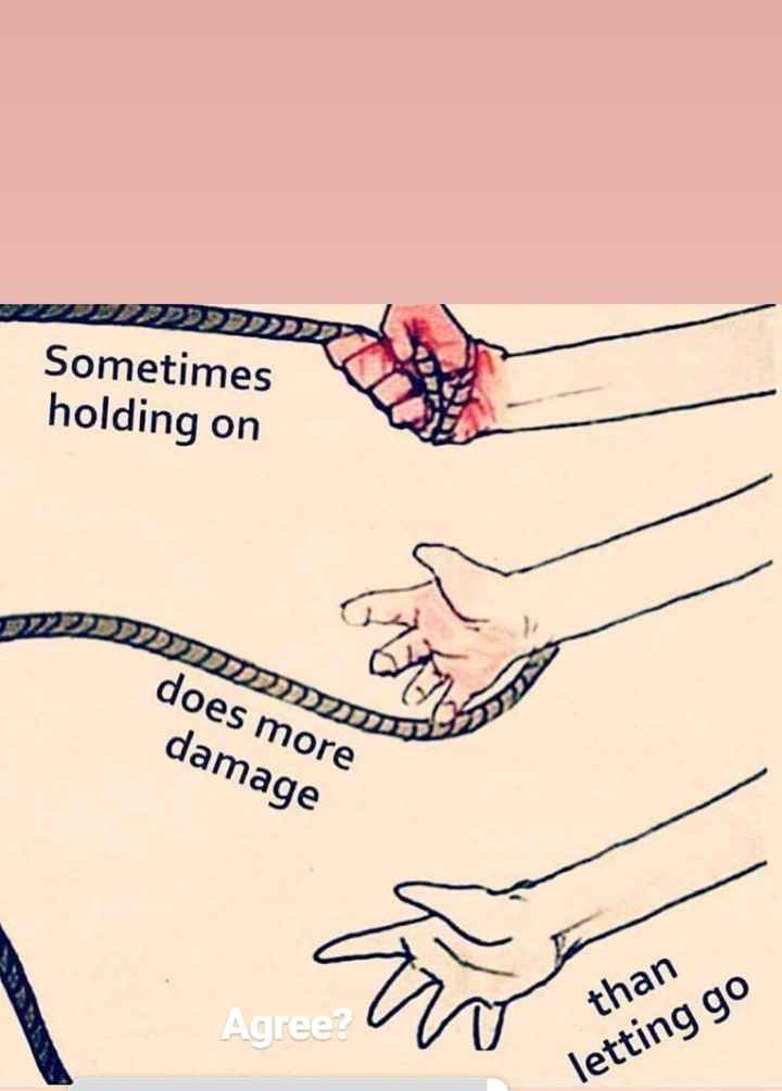 true - SUURED2222222 Sometimes holding on 222222122222DDD does more 07765 damage Agree than letting go - ShareChat