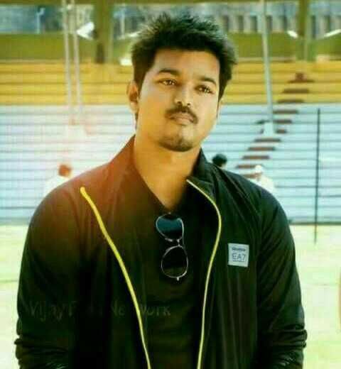 vijay love feel - ShareChat