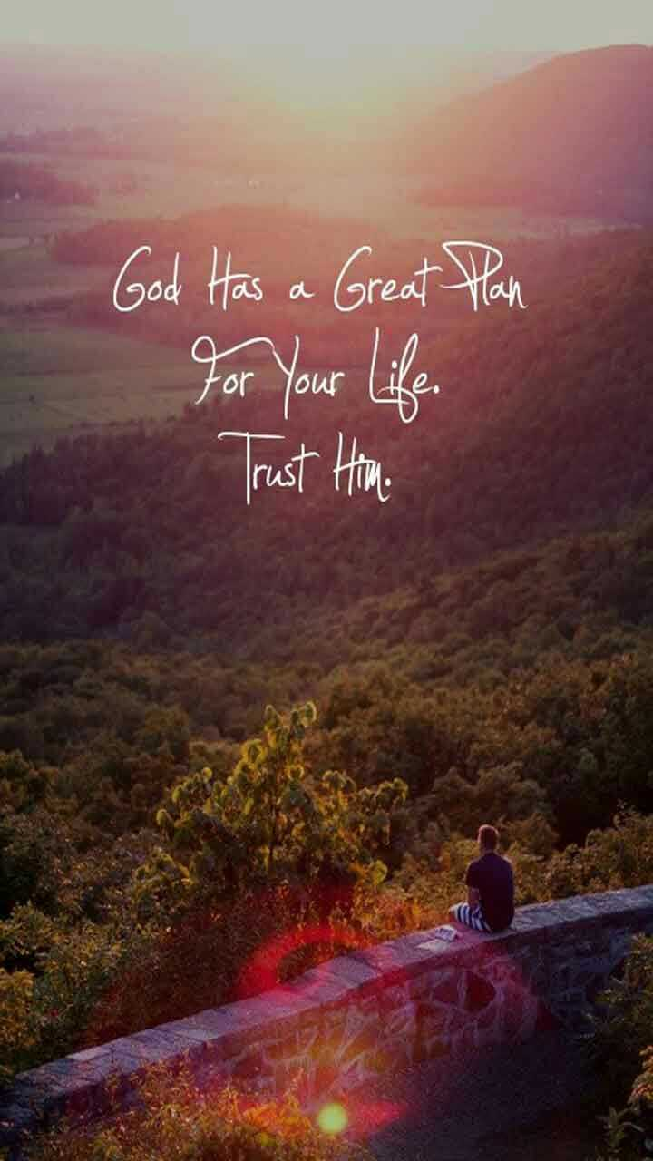 i love jesus - God Has a Great Plan For Your Life . Trust Him . - ShareChat