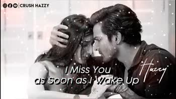 लव के फंडे - OM CRUSH HAZZY Jaczy I Miss Your Smell I Miss Your Hug OOCRUSH HAZZY > I love you Wish You Where Here facry - ShareChat