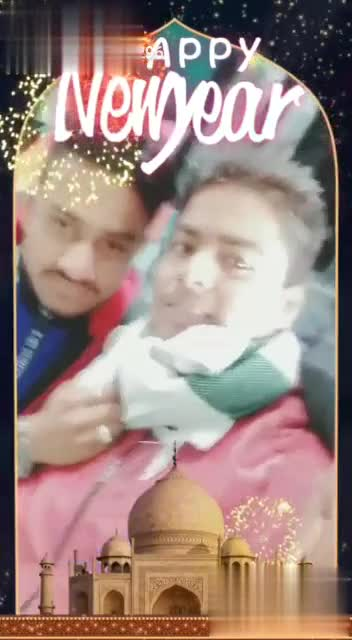 my brother 💕 - Tik Tok : @ user52291 229 New Year HAPPY Newyear @ user523812296 - ShareChat