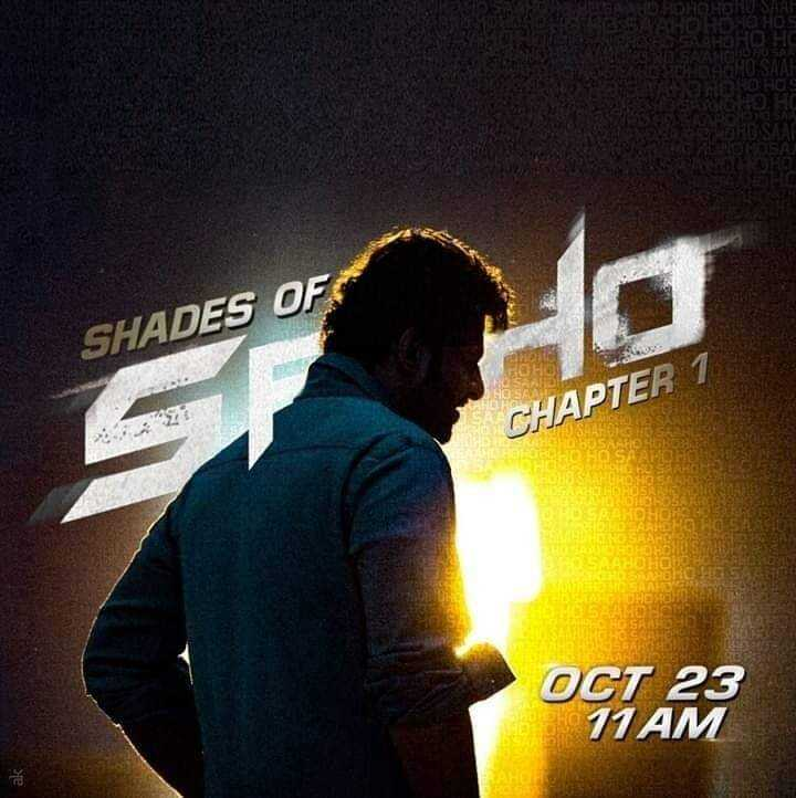jai prabhas - og ha nos HOSAAB SHADES OF CHAPTER 1 OCT 23 11 AM - ShareChat