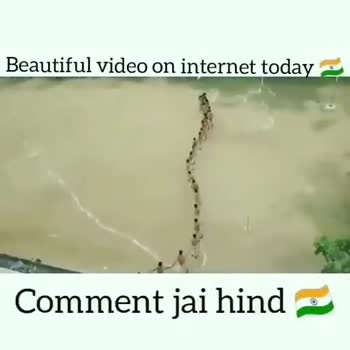 jai hind - Beautiful video on internet today Elamukhlal Comment jai hind Beautiful video on internet today Comment jai hind - ShareChat
