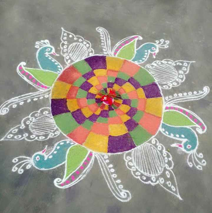 kolam - DOO We tool - ShareChat