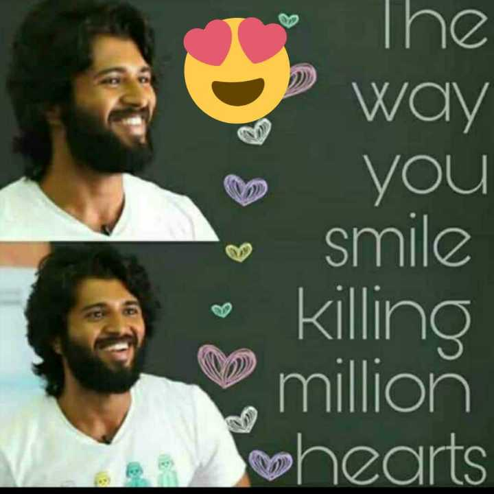 ...... - The way you smile killing 2 million vhearts - ShareChat