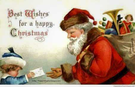 X-Mas ଟ୍ରି - Best Wishes 5 for a happy Christmas - ShareChat