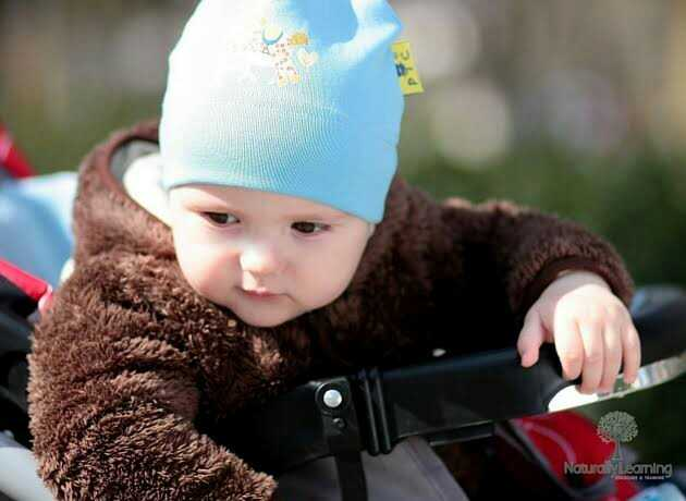 cute baby - Natural Learning - ShareChat