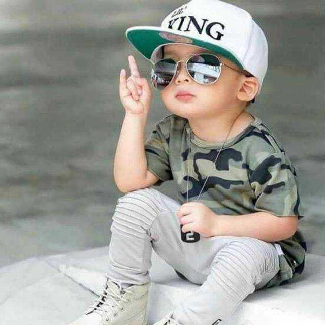 cute baby - ( ING - ShareChat
