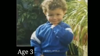 😍 cr7 - Age 17 @ BoLD @ _ BGM _ WORLD CRISTIANO RONALDO Fly Emirates @ BC WORLD - ShareChat