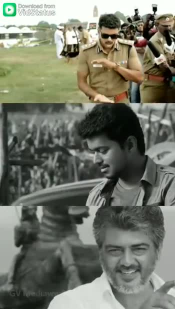 thala thalapathy - Download from GV Mediaworks Download from GV Media - ShareChat