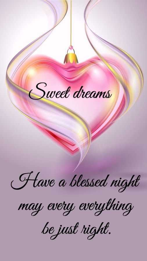 good night friends - Sweet dreams Have a blessed night may every everything be just right . - ShareChat