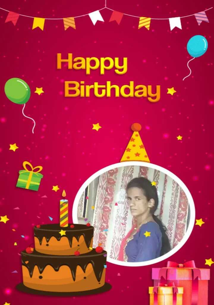 Happy Birthday - Happy Birthday ve - ShareChat
