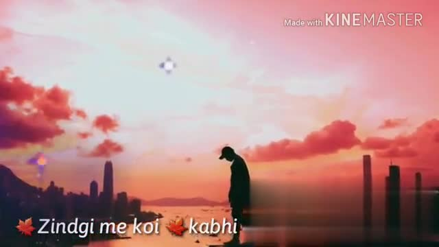Sad Video Songs - Made with KINEMASTE India Aaye Download the app Made with KINEMASTER India Download the app - ShareChat