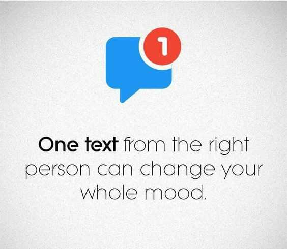 wwe - One text from the right person can change your whole mood . - ShareChat