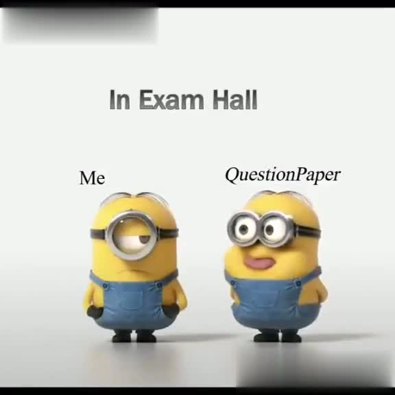 🤒exam fever - In Exam Hall Me Question Paper f @ rahul shaw _ 07 In Exam Hall Me Question Paper @ rahul shaw _ 07 - ShareChat