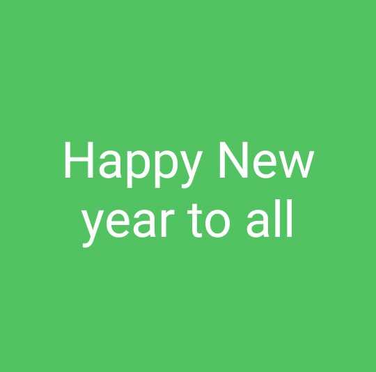 advance happy newyear - Happy New year to all - ShareChat