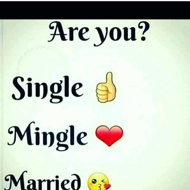 gm - Are you ? Single Mingle Married - ShareChat