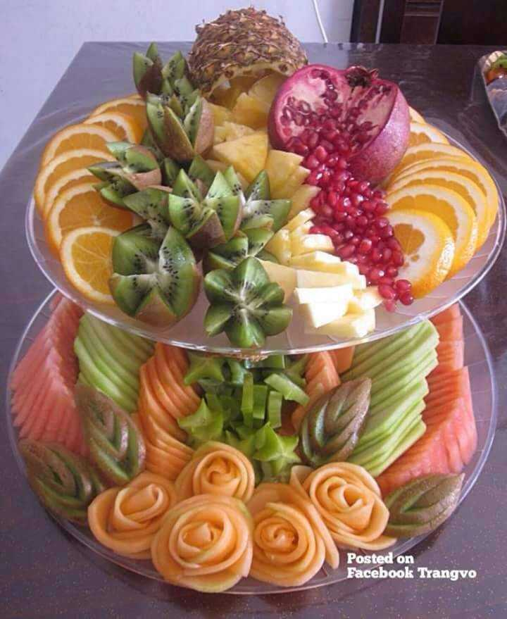 fruits - Posted on Facebook Trangvo - ShareChat