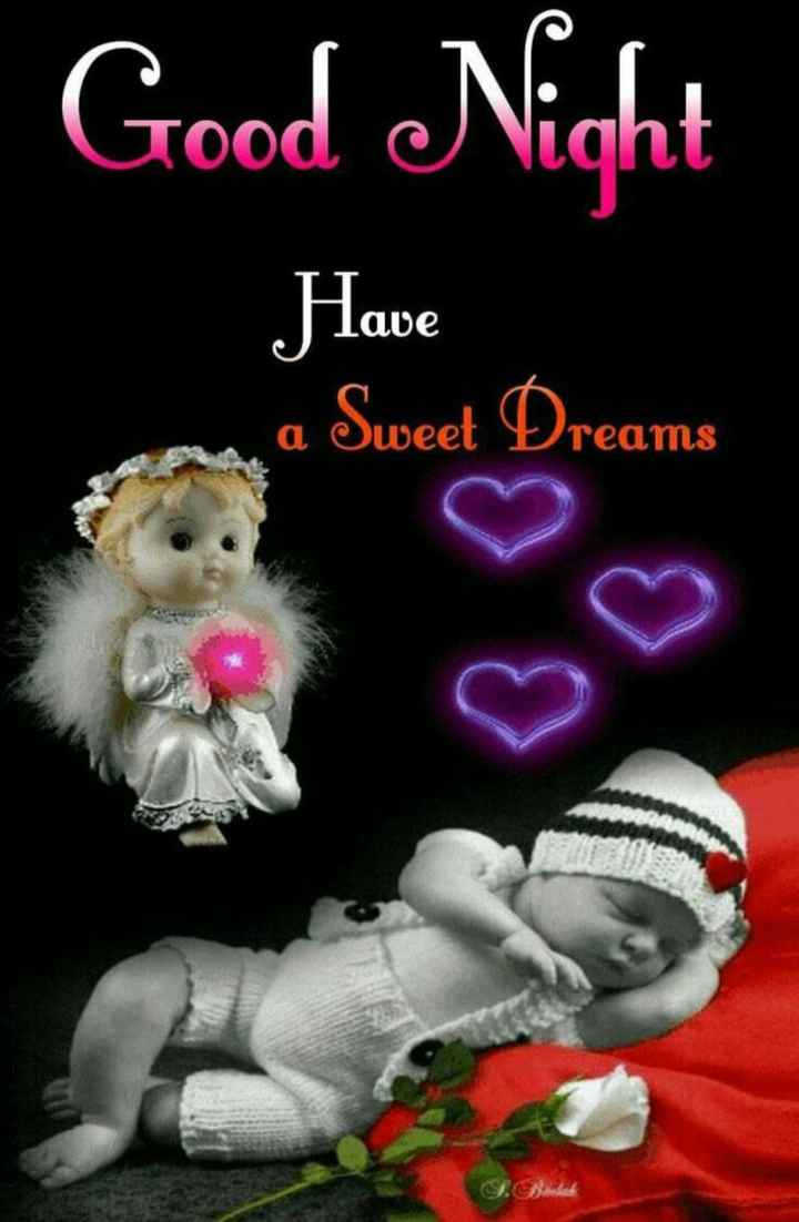 🌙शुभरात्रि - Good Night Have a Sweet Dreams  - ShareChat