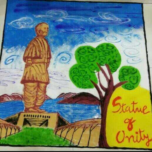 Indian History - Statue Onity - ShareChat