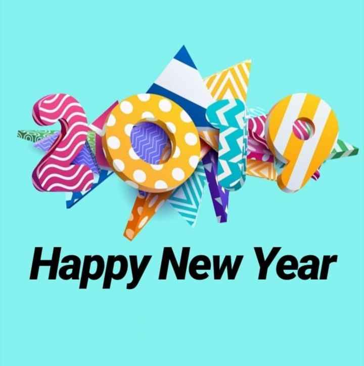 🎉 Happy New Year 2019 😍 - Happy New Year - ShareChat