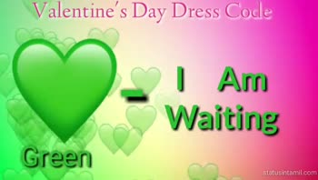 happy valentine's day - Valentine ' s Day Dress Code Proposal Accepted Pink Statusintamil . com Valentir sDay Dress Code Happy Valentine ' s Day Fouruary - 14 HAPPY VALENTINES DAY statusir . camil . com - ShareChat