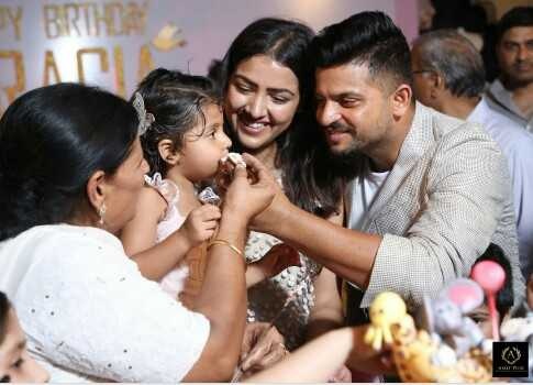 Suresh Raina Birthday - HY BRTHDAY 20 - ShareChat