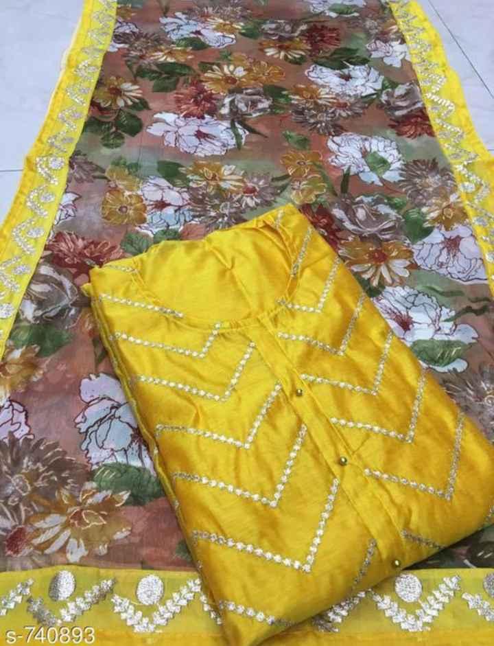 new dresses and dress materials - S - 740893 - ShareChat