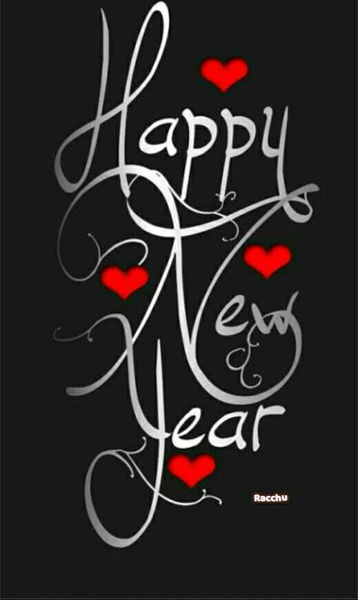 💥💝👉happy new year in advance👈💝💥🌷🌷🌷 - Jappy Racchu - ShareChat