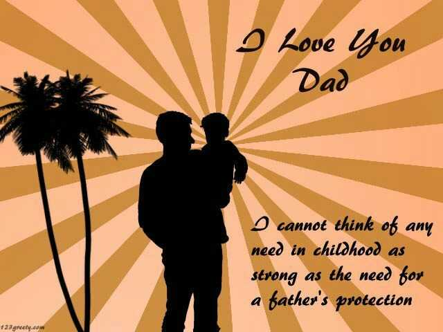 My Dad is My Hero😘 - ShareChat