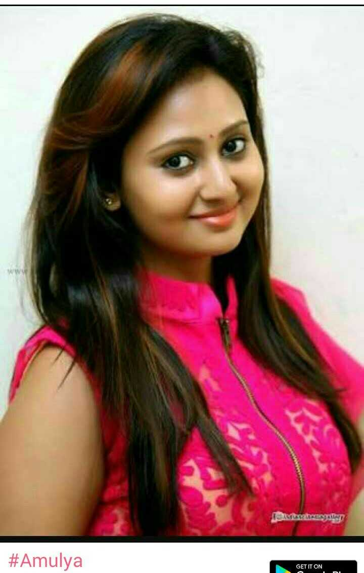 Amulya - # Amulya GET IT ON - ShareChat