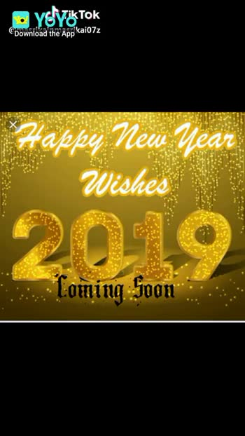 🎉 Happy New Year 2019 - Jitendra katiyar - ShareChat