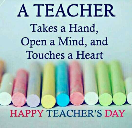 happy teacher day Images A - ShareChat - Funny, Romantic, Videos