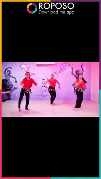 dance - ROPOSO Download the app ROPOSO Download the app - ShareChat