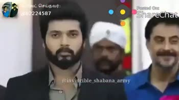 aadhi and parvathi - இ போஸ்ட் செய்தவர் ' கிழ்224587 Posted On : ShareChat @ invincible shabata _ army போஸ்ட் செய்தவர் : 882224587 Posted On : Sharechat @ invincible shabana _ army - ShareChat