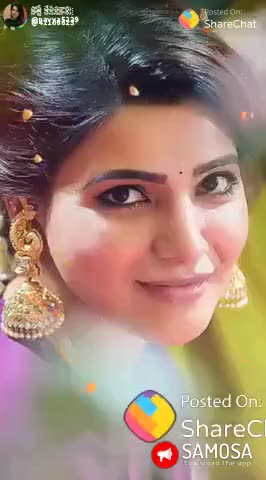 beautiful song - & 44Y65239 Posted on ShareChat * SAMOSA Posted on 42 % 5239 ShareChat Posted On : Shareci SAMOSA - ShareChat