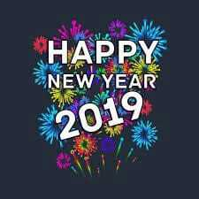 happy new year wishes - HAPPY NEW YEAR 2019 - ShareChat